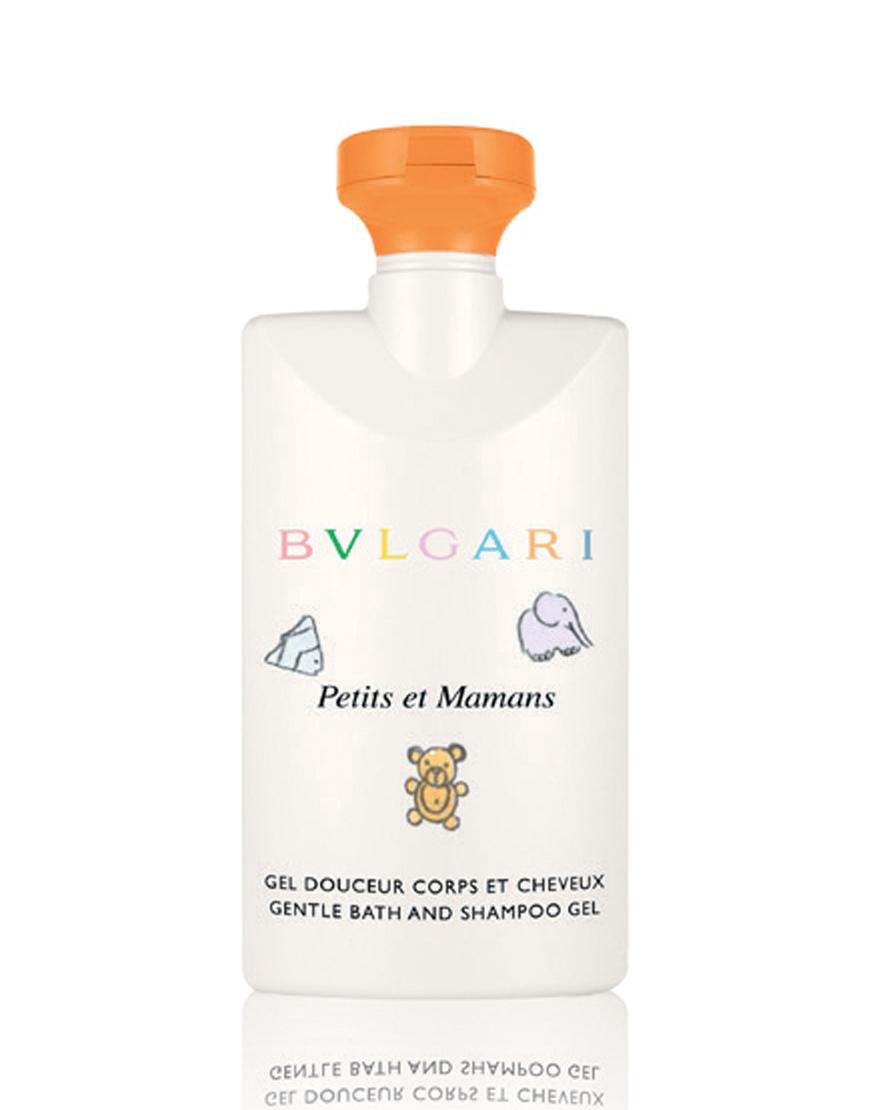 Gentle Bath & Shampoo Gel